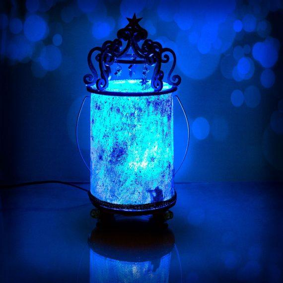 Lámpara Mágica Universo, espacio y estrellas